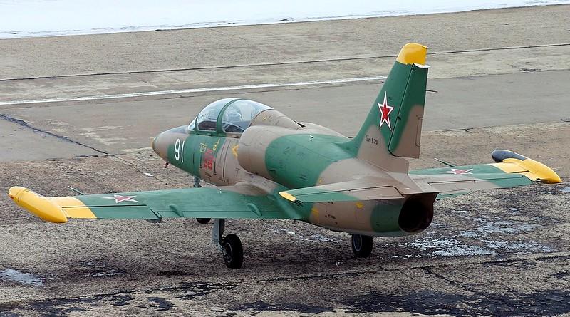 L-39 信天翁 5