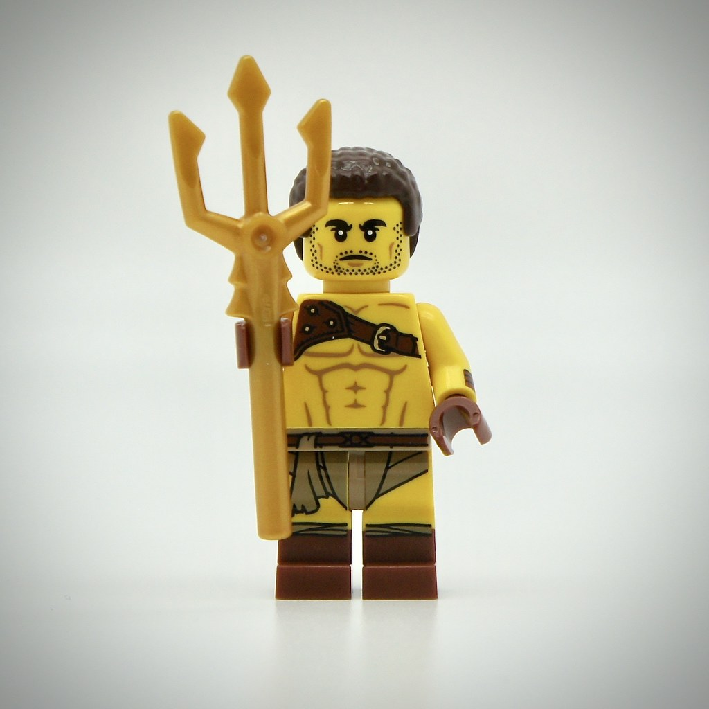 X 1 WEAPON FOR THE ROMAN GLADIATOR FROM SERIES 17 17 LEGO-MINIFIGURES SERIES