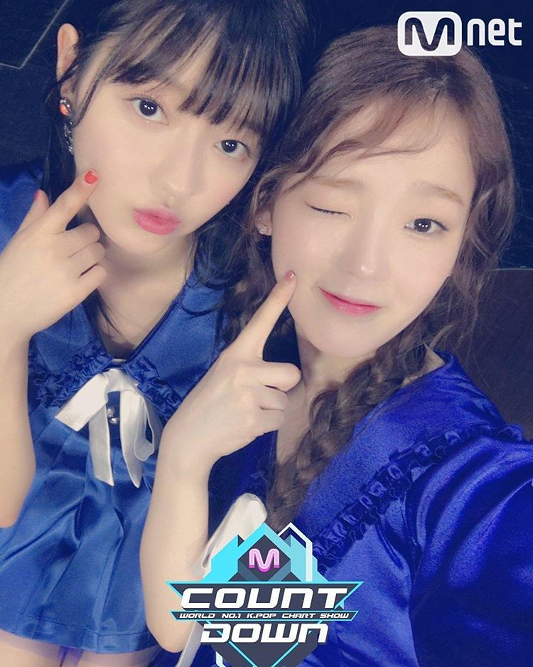 170406 MNET M! COUNTDOWN OFFICIAL TWITTER UPDATE WITH OH M