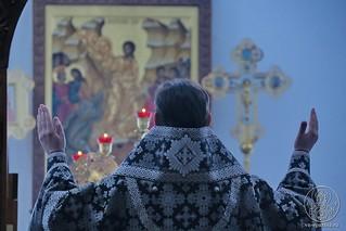 Литургия в Спасском соборе 190