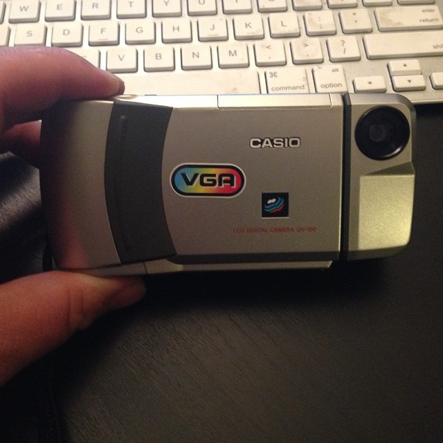 Found amongst my stored items, my first digital camera the\u2026 | Flickr