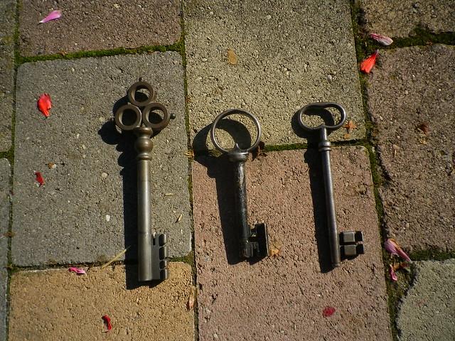 Schlüsselgeneration