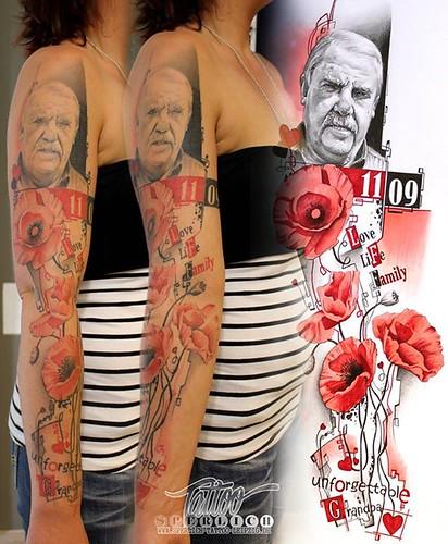 Tattoo Für Verstorbenen Opa