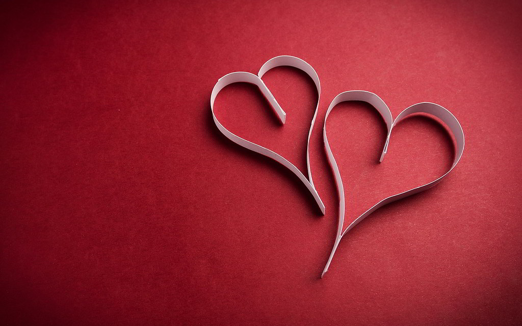 Red Love Background Wallpaper Hard Quotes Flickr
