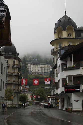 Engelberg downtown , Switzerland