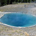 Black Sand Pool (Pine Springs Group, Upper Geyser Basin, Yellowstone Hotspot Volcano, nw Wyoming, USA)