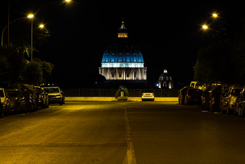 Dome at the end of the street   by Fran4Life