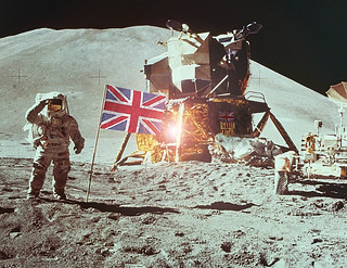 A Selection Of Manipulated Images : The Great Britain Has Landed - 4 Of 5