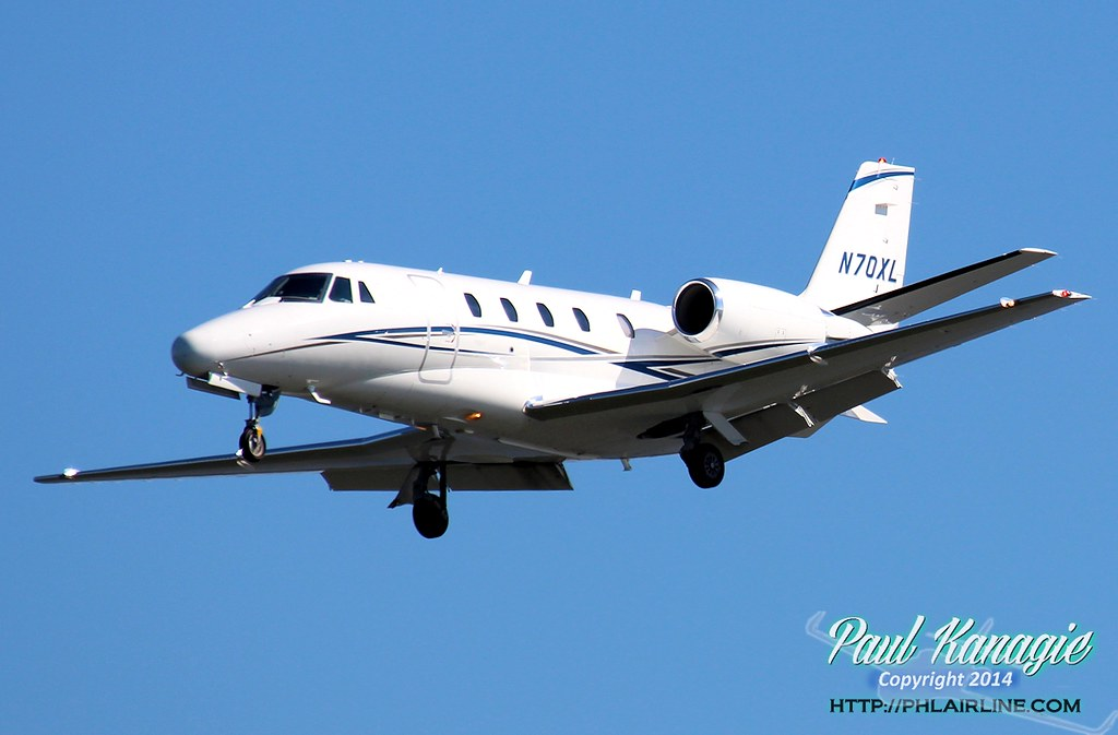 N70XL | Delhaize America (2005) Cessna 560XLS Citation Excel