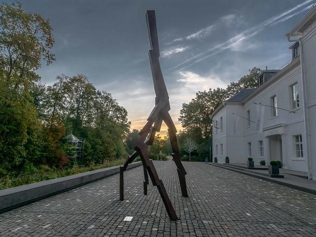 Sonnenaufgang am Lightning Strike-, Donaueschingen Museum Biedermann