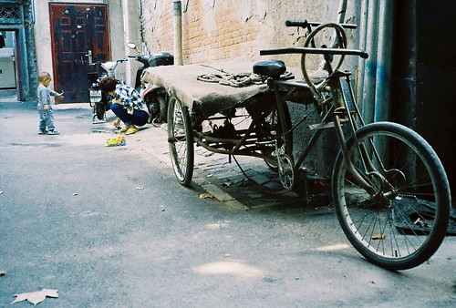 65/365: Behind the Bike | by H_H_Photography
