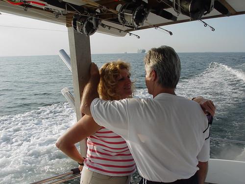 Lighthouse Cruise, Fish the Bay Cruises, Dameron, MD