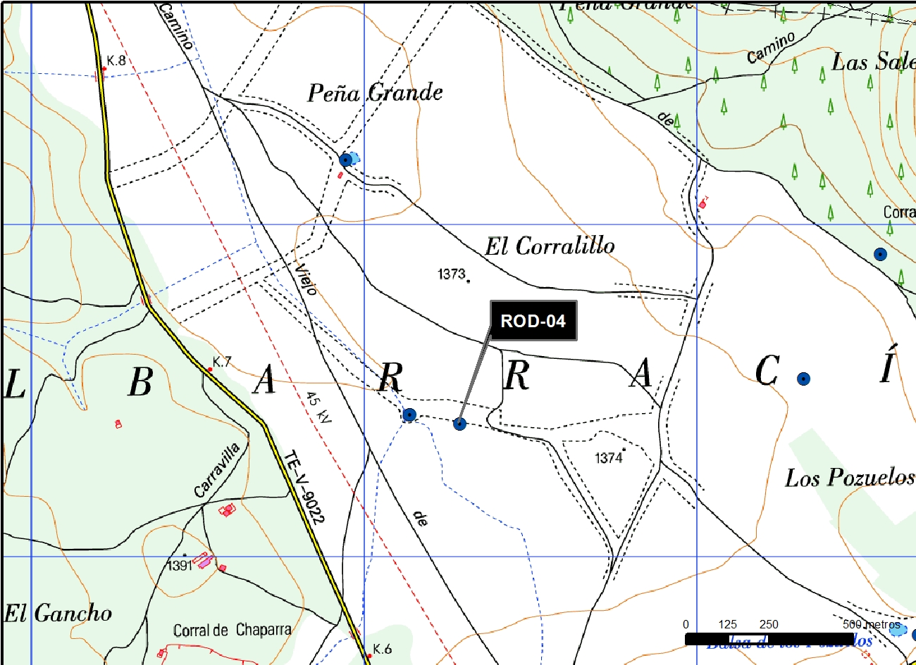 ROD_04_M.V.LOZANO_ POZO LOS POZUELOS_MAP.TOPO 2