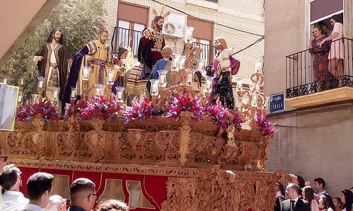 2017 - Borriquilla.   by Semana Santa de Linares - Apartado fotográfico