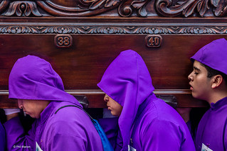 Semana Santa - Antigua, Guatemala   by Phil Marion