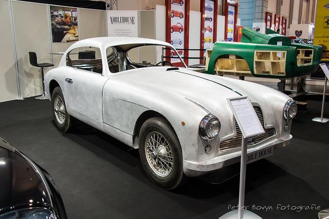 Aston Martin DB 2/4 Mk1 - 1955