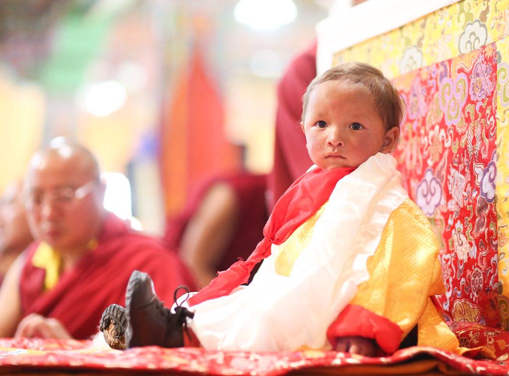 2017.03.21 An Amazing Story: Finding the Reincarnation of Tenga Rinpoche