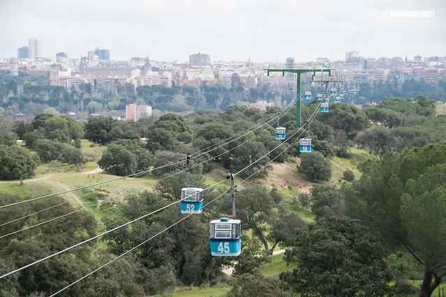 Madridin Teleférico