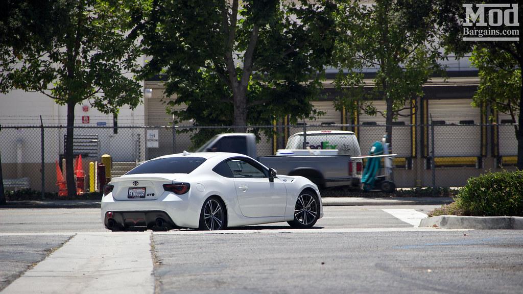 Scion Frs White Valenti Tail Lights 3 Modbargains Mod Auto Flickr