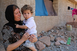 Iraqis Displaced by Conflict | by UN Migration Agency (IOM)