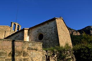 Sant Sadurní del Cint, l'Espunyola.