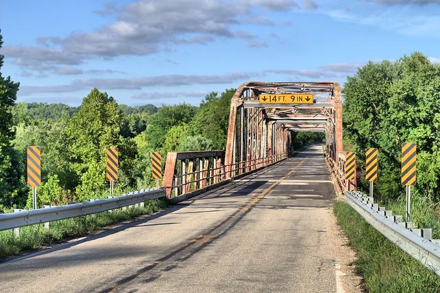 Route 66 Hazelgreen Bridge
