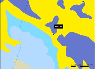 ROD_12_M.V.LOZANO_ POZO ESPUELA_MAP.GEOL