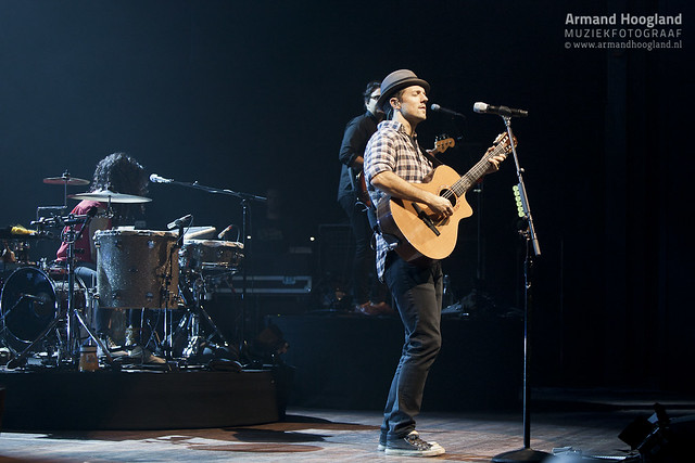 Jason Mraz @ Carré