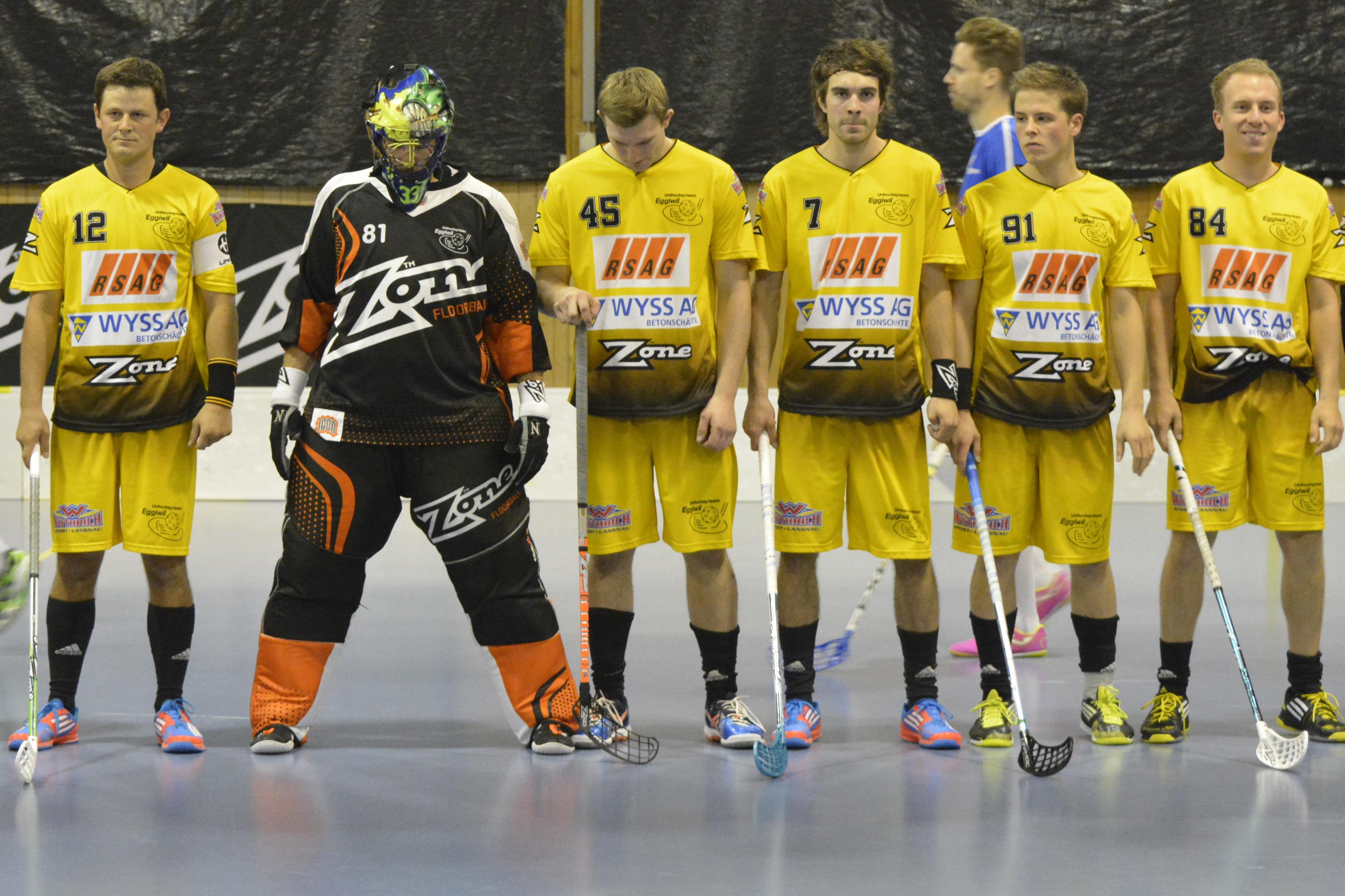 Herren NLB - Zürisee Unihockey Saison 2014/15