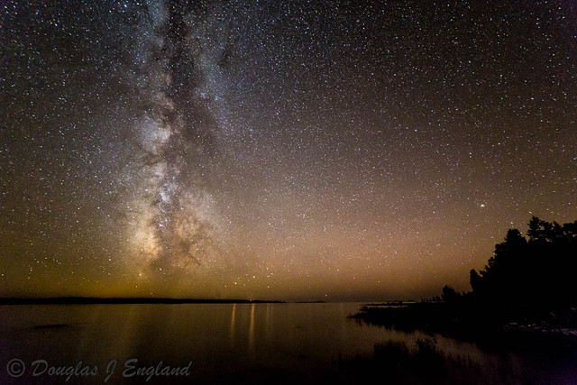 Night Sky - Hay Bay 2014-09-23