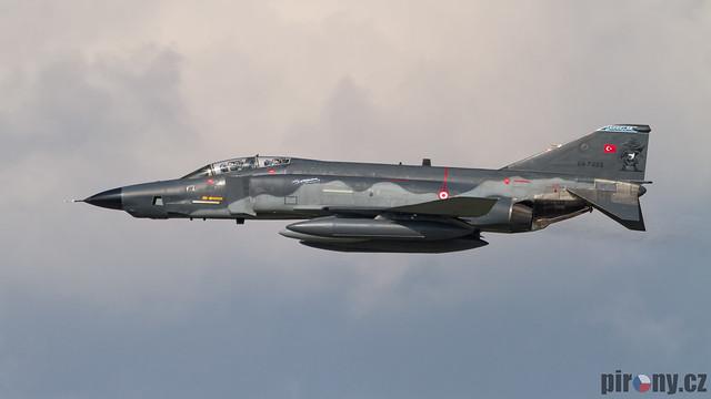 RF-4E Phantom II 69-7468 Turkish Air Force