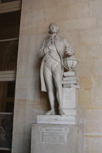 Laplace fue un matemático interesado en la estadística