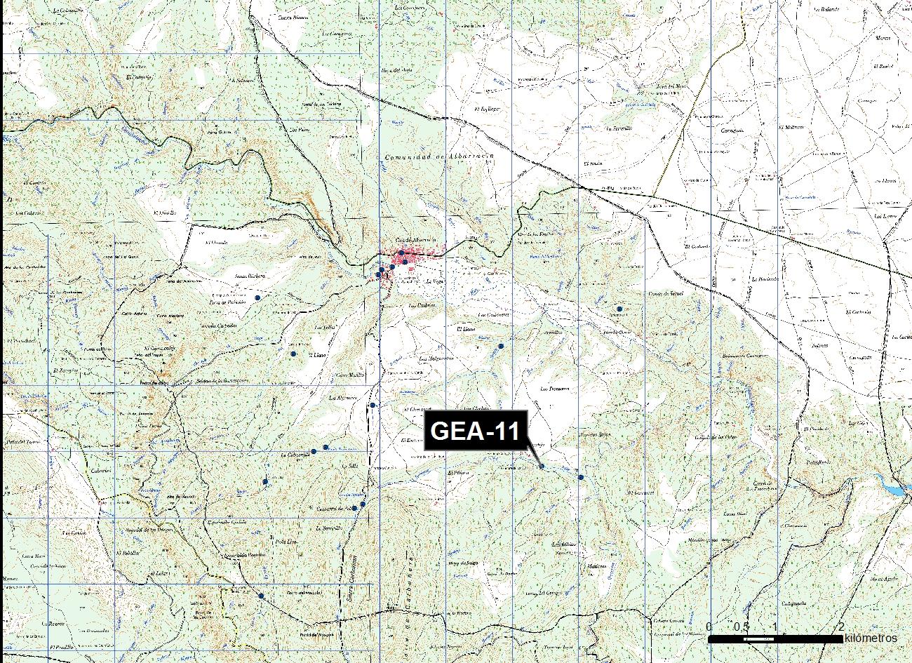 GEA_11_M.V.LOZANO_OJO DE LA SARGALEJA_MAP.TOPO 1