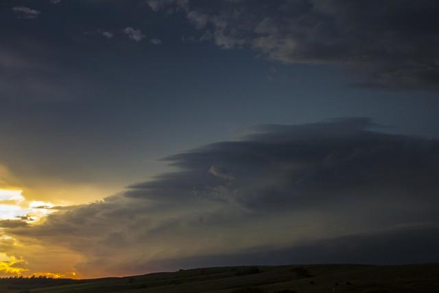 092314 - Ansley Nebraska Supercell