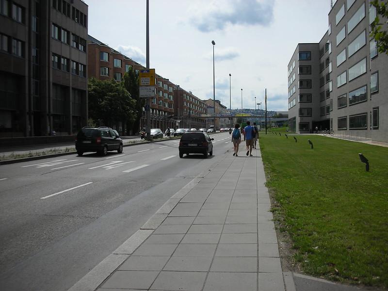 Bad Urban Planning in Stuttgart