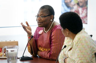 UN Women Hosts Brown-Bag Lunch with #BringBackOurGirls Campaign Coordinators | by UN Women Gallery