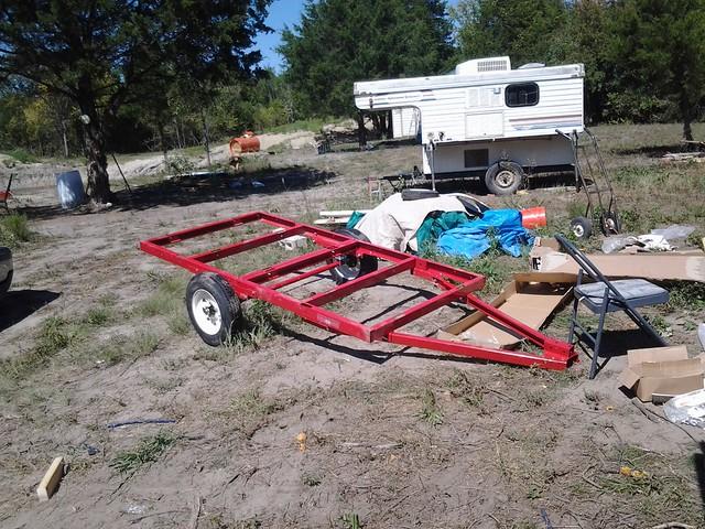 Gypsy trailor build 006