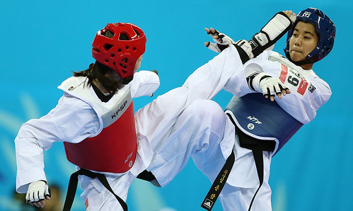 Incheon_AsianGames_Taekwondo_030 | by KOREA.NET - Official page of the Republic of Korea