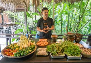 Tamarind cooking school, Luang Prabang | by cja1968