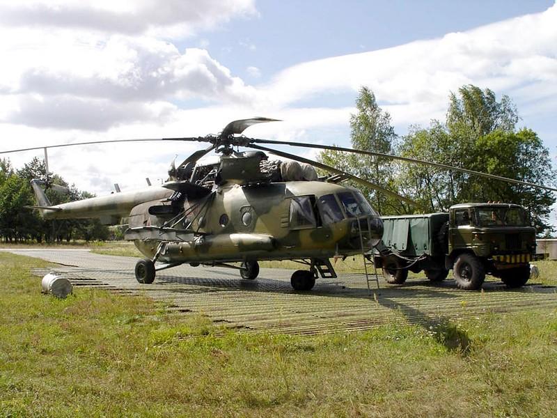 Mi-8MT Hip 2