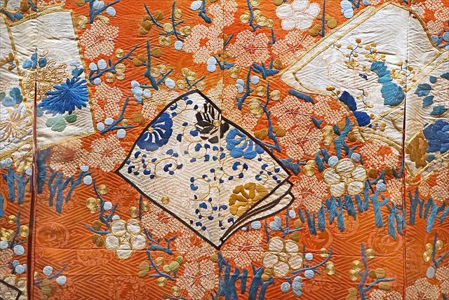 L'exposition Kimono au Musée Guimet (MNAAG, Paris)