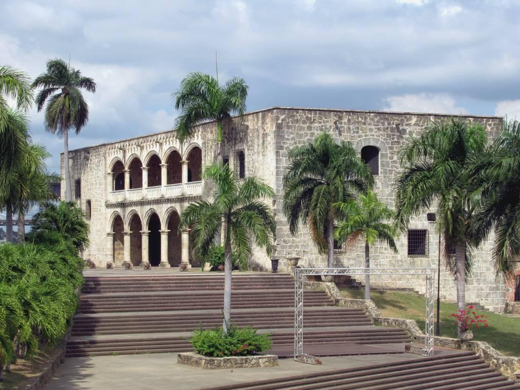 Alcázar de Colón   The Isabelline-style Alcázar de Colón (15…   Flickr