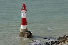 Beachy Head Lighthouse, East Sussex.