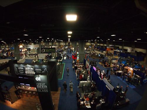 Floor of BrewExpo America®