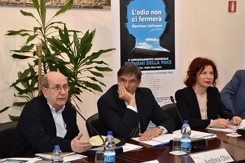 Conferenza stampa - Fiera di Padova