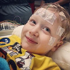 When Liam came out of his MRI, he announced that he wanted to be called by his full first name: 'William.'