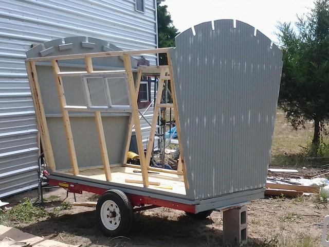 Gypsy trailor build 018