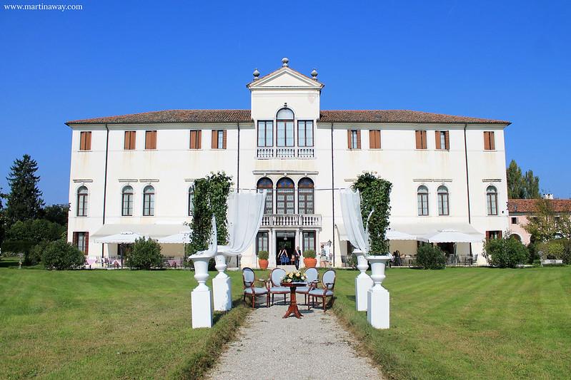 Villa Cellini-Giustinian