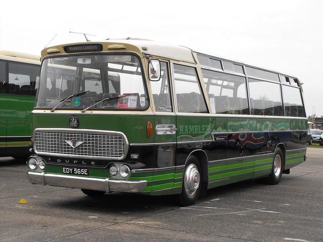 EDY 565E. Bedford VAM, Duple Viceroy (t.2014) (1)