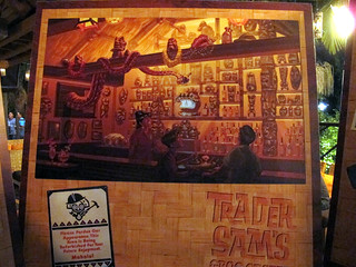 Trader Sam's Grog Grotto concept art | by The Tiki Chick